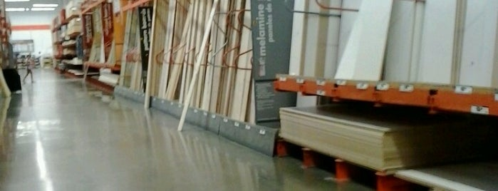 The Home Depot is one of Work Hard.