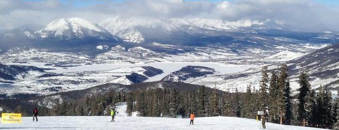 Keystone Resort is one of ski bumming.
