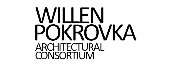 WillenPokrovka Architectural Consortium is one of Locais curtidos por Montréal.