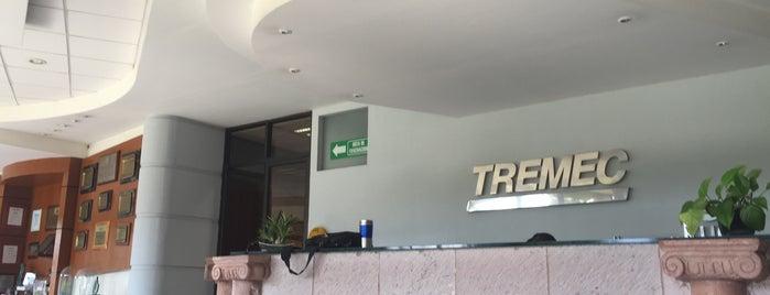 Tremec transmissions is one of Orte, die Jose gefallen.