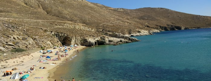 Καλό Αμπέλι is one of Serifos, Greece.