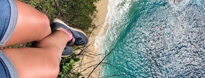 Kelingking Beach is one of Bahar'ın Bali'si.