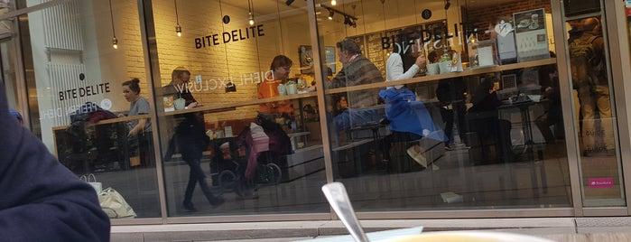 Bite Delite is one of Munich Food.