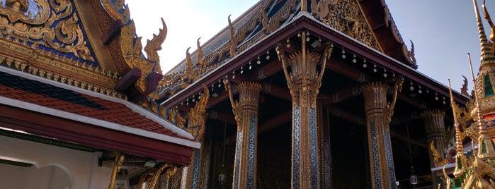 Grande Palácio de Bangkok is one of Locais curtidos por Jesse.