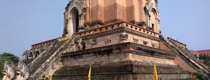 Wat Chedi Luang Varavihara is one of Locais curtidos por Jesse.