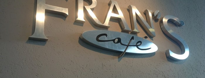Fran's Café is one of Lugares favoritos de Priscila.