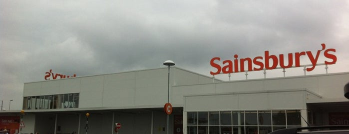 Sainsbury's is one of Phat's Liked Places.