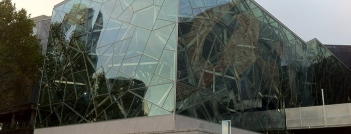 The Ian Potter Centre: NGV Australia is one of Melbourne 3000.