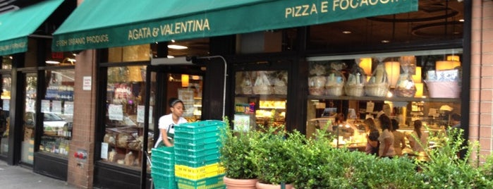 Agata & Valentina UES Market is one of Be a Local in the Upper East Side.
