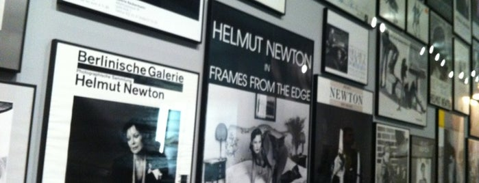 Helmut Newton Polaroids is one of Berlin.