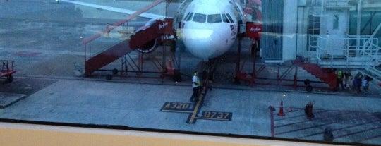 Kuching International Airport (KCH) is one of AIRPORT.