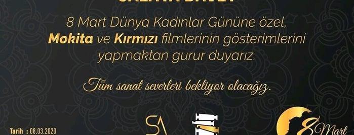 Unye Ticaret Ve Sanayi Odasi is one of Lugares favoritos de Elif.