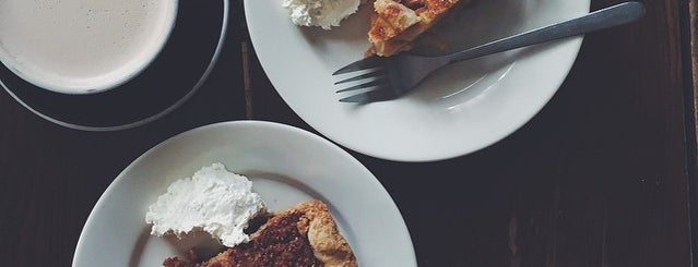 Four & Twenty Blackbirds is one of NYC: Fast Eats & Drinks, Food Shops, Cafés.