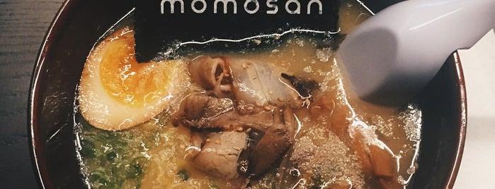 Momosan Ramen & Sake is one of NYC - Murray Hill/Kips Bay/Midtown East.