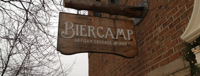 Biercamp is one of Michigan Breweries.