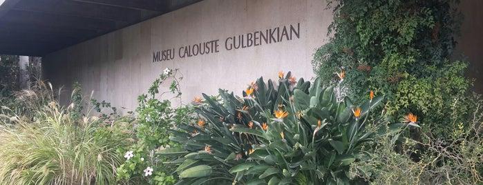 Museu Calouste Gulbenkian is one of Lisboa e arredores.