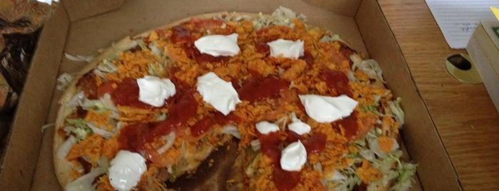 Papa Jimmy's Pizzeria is one of Locais curtidos por Matthew.