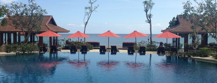 Sudamala Suites & Villas Senggigi is one of Posti che sono piaciuti a Irisha.
