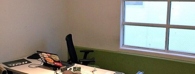 NextSpace Los Angeles is one of Tempat yang Disukai Matt.