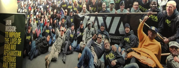 Iraq and Afghanistan Veterans of America (IAVA) is one of Midtown.