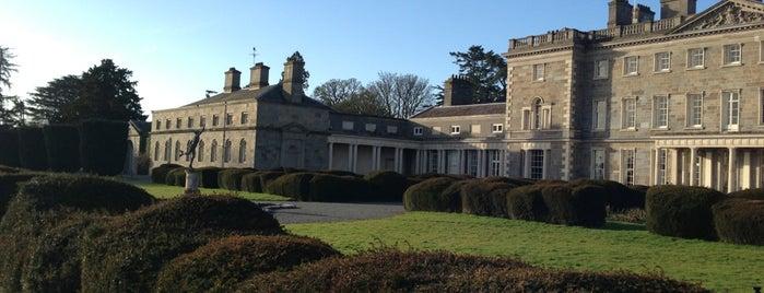 Carton House is one of Locais curtidos por Will.