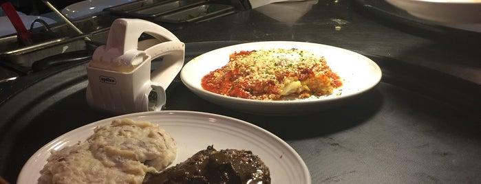 Carrabba's Italian Grill is one of Posti che sono piaciuti a Dave.