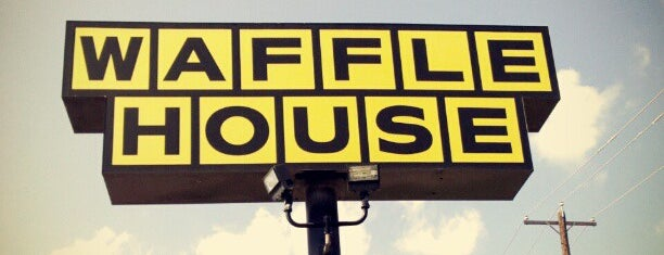 Waffle House is one of Diners!.