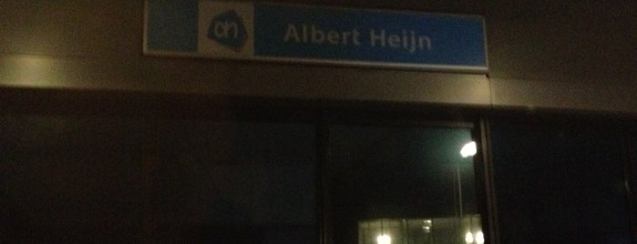 Albert Heijn is one of Lieux qui ont plu à Dennis.