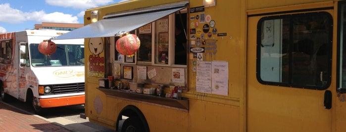 Chirba Chirba Dumpling is one of RDU Baton - Raleigh Favorites.