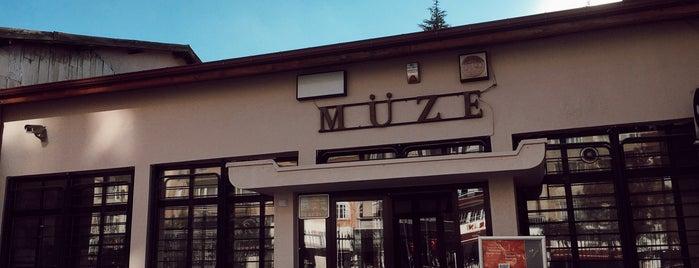 Afyonkarahisar Arkeoloji Müzesi is one of Akdeniz gezisi 2019.