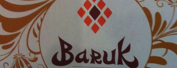 Baruk is one of #SPBurgerFest.