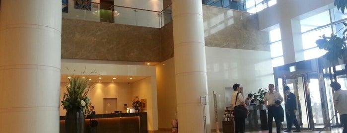 Orakai Songdo Park Hotel is one of Orte, die Tutku gefallen.