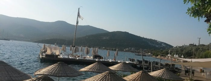 Dalli Beach is one of Bodrum-Torba.