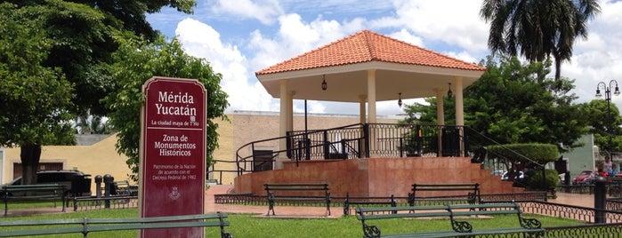 Parque de La Ermita de Santa Isabel is one of Lugares favoritos de Manuel.