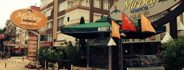 MirBey Kebapcısı is one of Orte, die Serap gefallen.