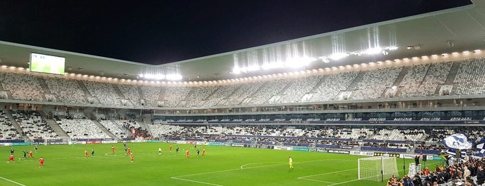 Stade Matmut Atlantique is one of Football Arenas in Europe.