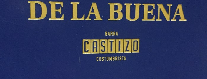 Barra Castizo Costumbrista is one of Jason 님이 좋아한 장소.