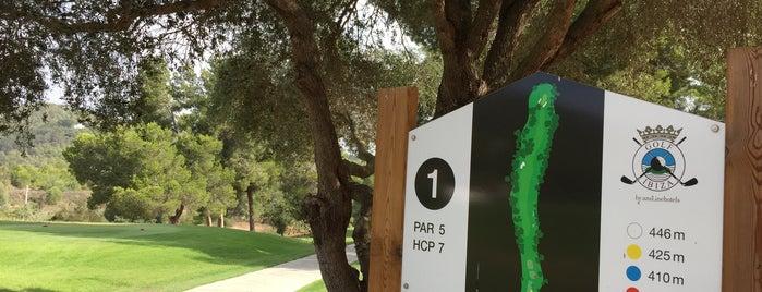 Golf de Ibiza is one of Ibiza.
