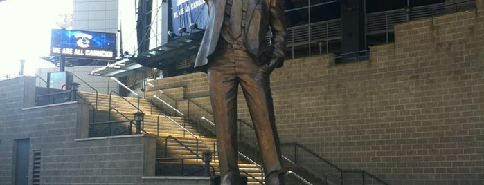 Roger Neilson Statue is one of The Best of The Best.