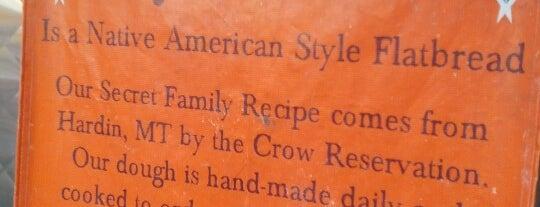 Auntie's Fry Bread is one of LA/OC Food Trucks.