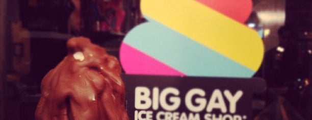 Big Gay Ice Cream Shop is one of Eating Manhattan II.