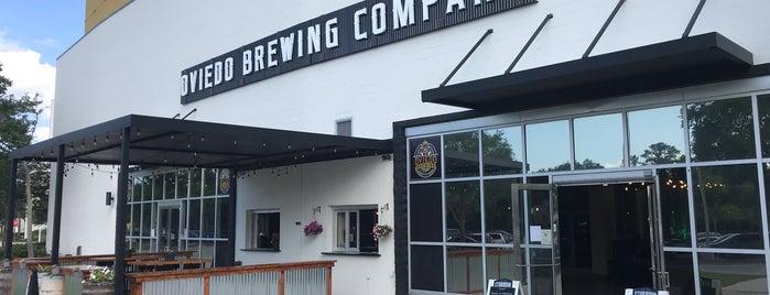 Oviedo Brewing Company is one of Orte, die Jeff gefallen.