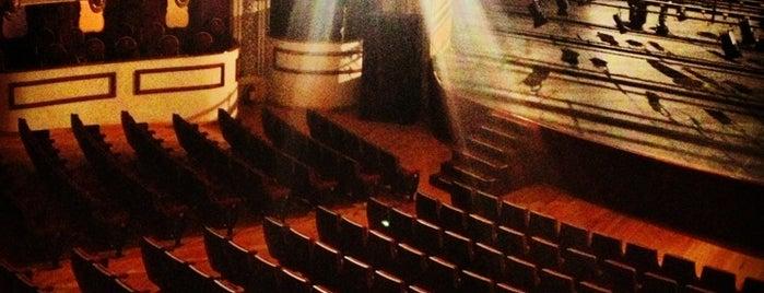 Teatro de la Ciudad Esperanza Iris is one of Mexico City's Best Performing Arts - 2013.