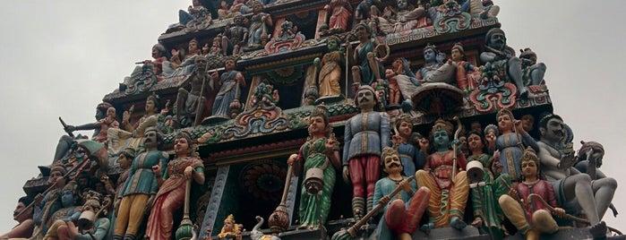 Arulmigu Sri Maha Mariaman Temple is one of Singapore.