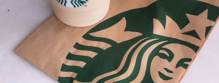 Starbucks Reserve is one of Tempat yang Disukai Bgm.