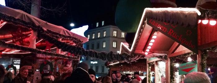 Basler Weihnachtsmarkt is one of Bas..
