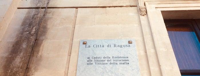 Municipio di Ragusa is one of Best of Ragusa, Sicily.