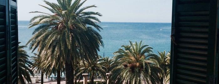 Grand Hotel Mediterranee is one of Onur 님이 좋아한 장소.