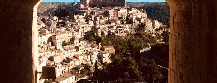 Chiesa di Santa Maria delle Scale is one of Scicily guide.