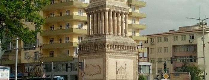 Midyat Meydanı is one of Doğu gezisi.